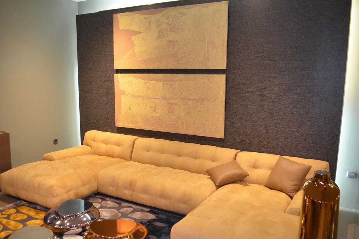 arte abstarcto para interiorismo y diseño