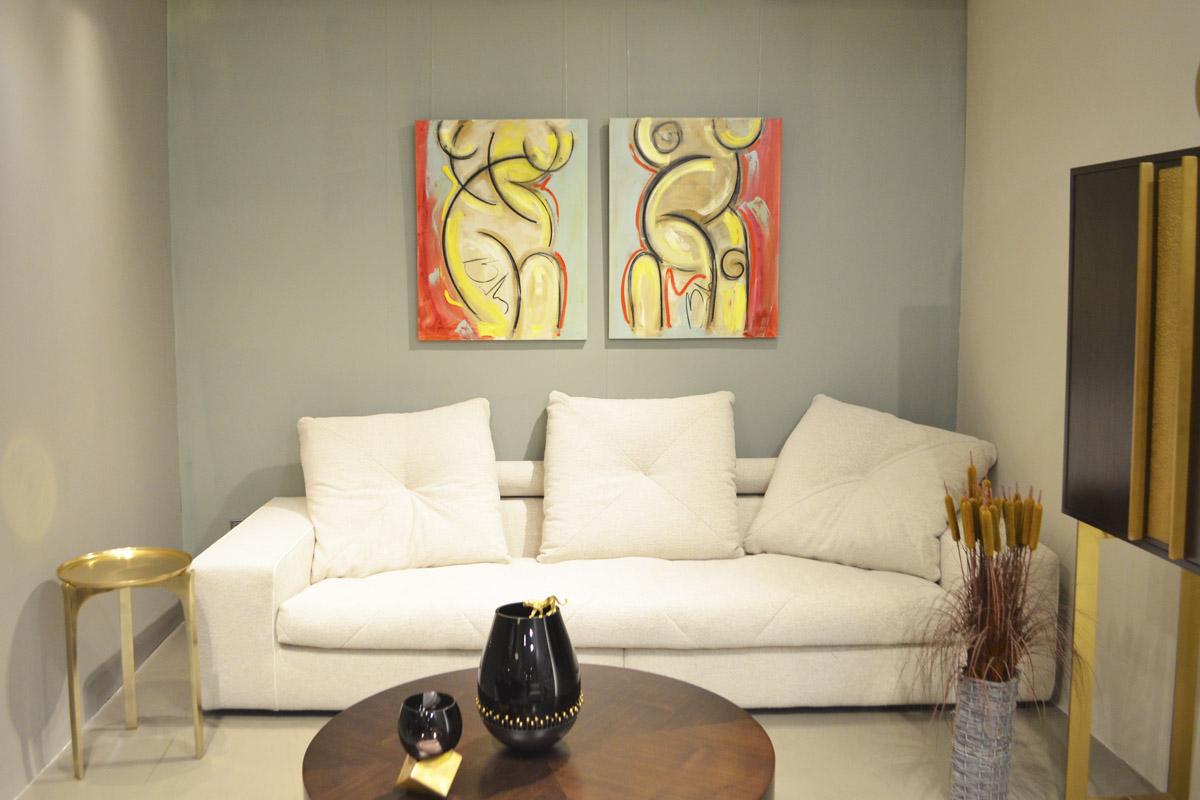 abstractos desnudos para decoracion de balcris