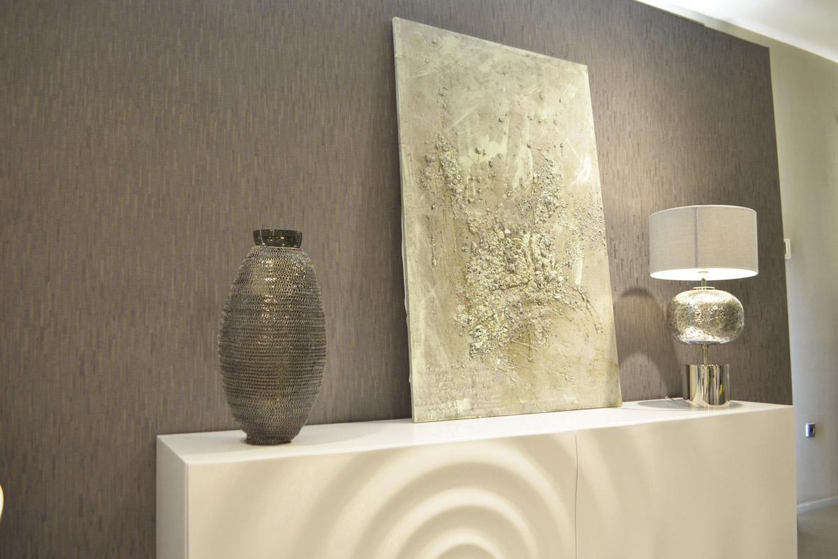 arte materico para interiores roche bobois